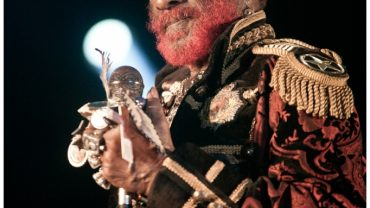 LEE SCRATCH PERRY  GARANCE REGGEA FESTIVAL