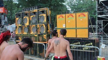 SOUND SYSTEM GARANCE REGAE FESTIVAL 2013