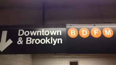 TOURNAGE NEW YORK 2013