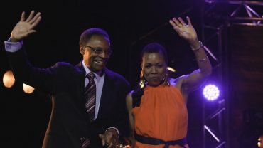 DEE DEE BRIDGEWATER AND RAMSEY LEWIS