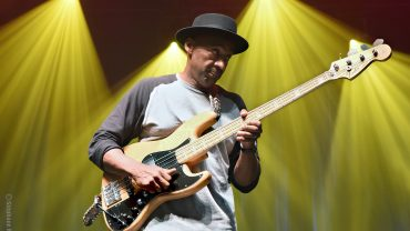 MARCUS MILLER OLYMPIA AVRIL2016