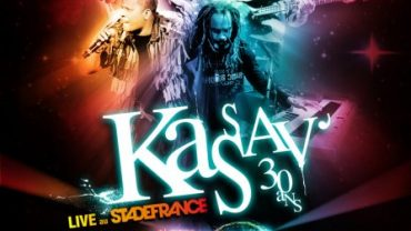 DVD KASSAV STADE DE FRANCE 2009