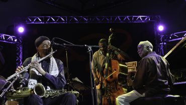 YUSEF LATEF AND AHMAD JAMAL  JAZZ A VIENNE