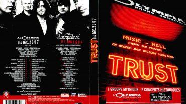 TRUST A L'OLYMPIA 2007
