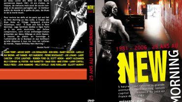DVD 25 ANS NEW MORNING