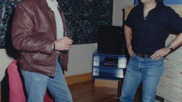 JOHNNY HALLIDAY 1991