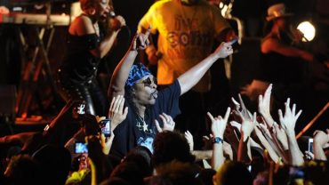 BOOTSY COLLINS JAZZ A VIENNE 2011