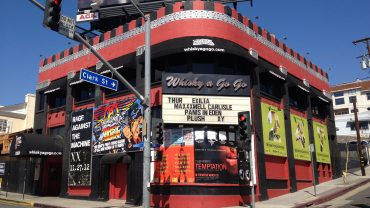 TOURNAGE LOS ANGELES 2013