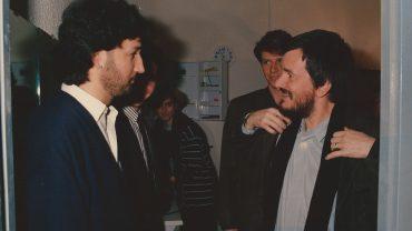 JEAN-JACQUES BEINEIX POUR ROSELYNE ET LES LIONS 1989