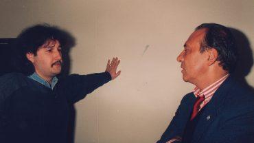 JACQUES SEGUELA POUR FILS DE PUB 1985