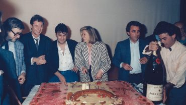 RICHARD BOHRINGER ET CATHERINE ALRIC 1985