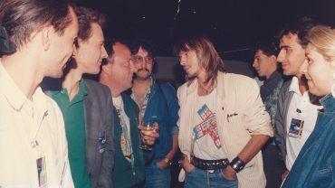 RENAUD THEATRE DE FOURVIERE 29 JUILLET 1983