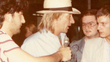 ROD STEWART HAPPY RADIO 7 JUILLET 1983