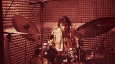 ENREGISTREMENT ALBUM  OLIVIER PERROT 1981