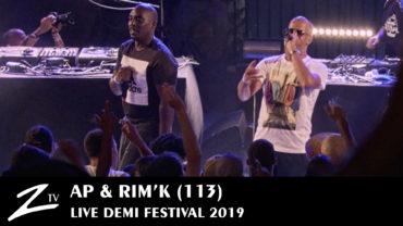 AP & RIM'K (113) – Demi Festival 2019