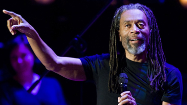Bobby McFerrin at the Salle Pleyel
