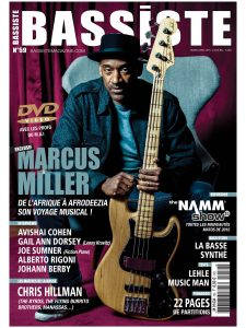 Bassiste Marcus Miller le documentaire p1