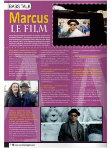 Bassiste Marcus Miller le documentaire p2