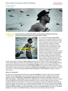 Chronique Album Marcus Miller le documentaire