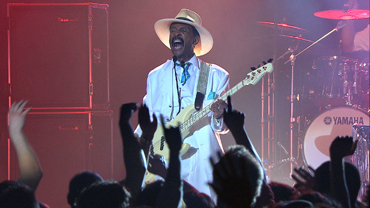 Larry Graham au Bataclan