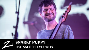 "Snarky Puppy ""Immigrance"" – Salle Pleyel 2019"