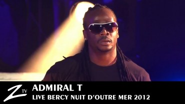 Admiral T Nuit d'Outre-Mer 2012