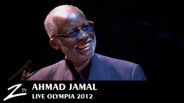Ahmad Jamal à l'Olympia