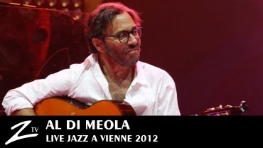 Al Di Meola – Jazz à Vienne 2012