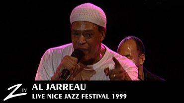Al Jarreau – Nice Jazz Festival 1999