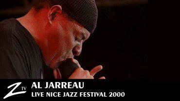 Al Jarreau – Nice Jazz Festival 2000