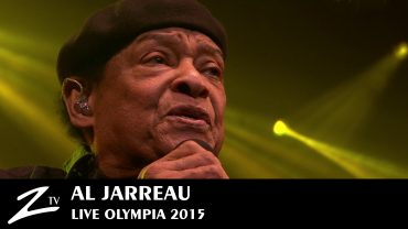 Al Jarreau – Olympia – 2015
