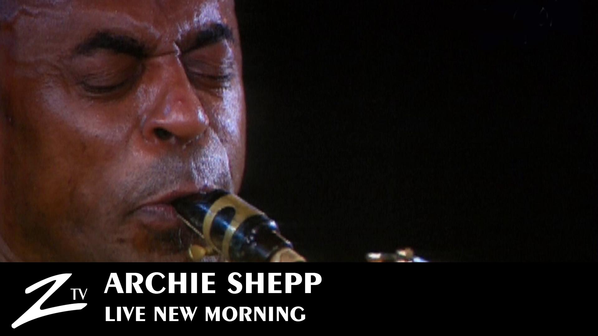 Vyoutube-Archie-Shepp