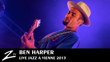 Ben Harper – Jazz à Vienne 2013