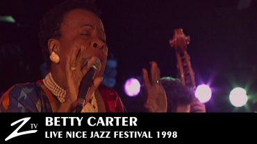 Betty Carter – Nice Jazz Festival