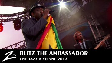 Blitz The Ambassador – Jazz à Vienne