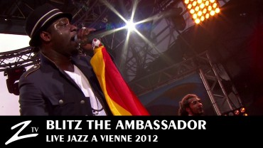 Blitz The Ambassador – Jazz à Vienne 2012