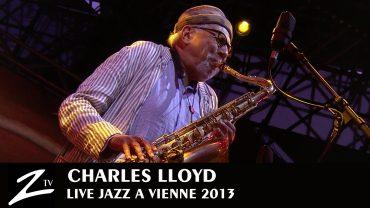 Charles Lloyd, Zakir Hussain & Eric Harland – Jazz a Vienne 2013