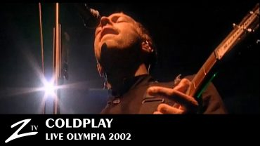 Coldplay – Olympia 2002