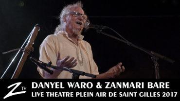 Danyel Waro & Zanmari Baré – Théâtre Plein Air de Saint Gilles