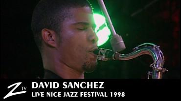 David Sanchez – Nice Jazz Festival
