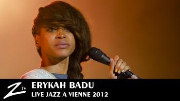 Erykah Badu – Jazz à Vienne 2012