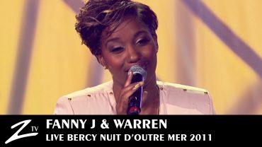 Fanny J – Nuit d'Outre Mer 2011
