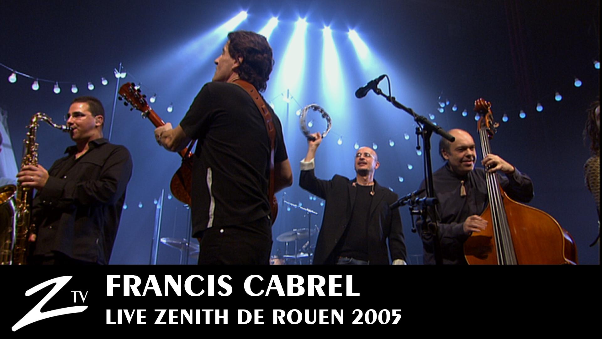 Vyoutube-Francis-Cabrel-Rouen
