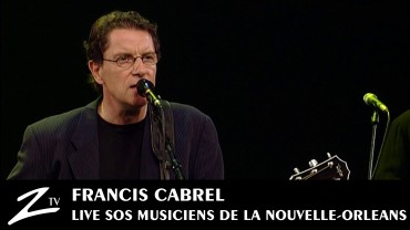 Francis Cabrel – Palais des Congrès de Paris 2005