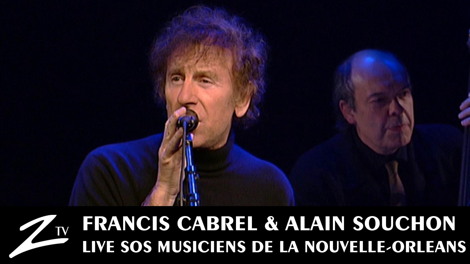 Vyoutube-Francis-Cabrel-et-Alain-Souchon