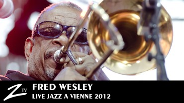 Fred Wesley – Jazz à Vienne 2012