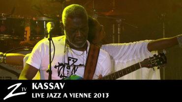 Kassav – Medley Dife – Jazz à Vienne 2013