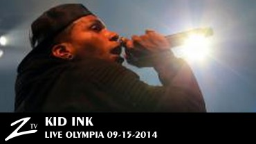 Kid Ink – Olympia 2014