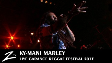 Ky-Mani Marley – Garance Reggae Festival 2013