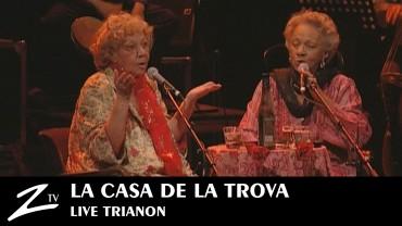 La Casa de la Trova – Trianon 2003